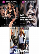 New Pack 3 Films Dorcel N°3